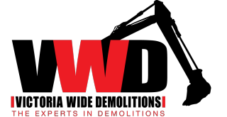 Demolitions Melbourne Pty Ltd Logo